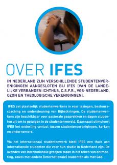 IFES activiteiten intro