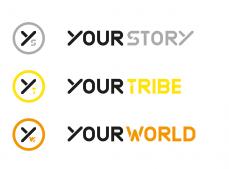 Logo yourstory sublogo
