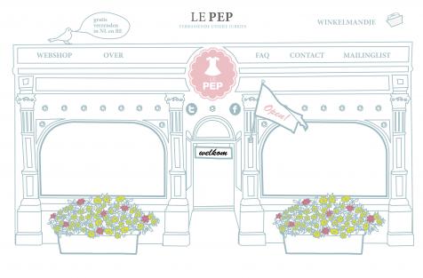 LePep website