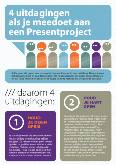 StichtingPresent flyer projectteam
