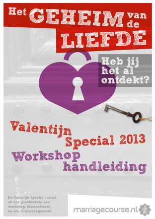 GeheimvdlLiefde workshop