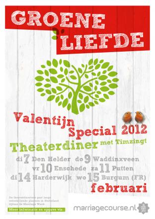 GroeneLiefde theaterdiner