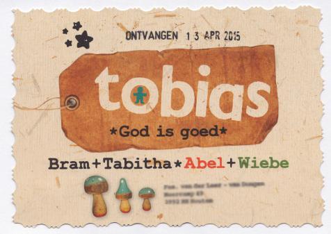 Divers geboortekaart tobias2